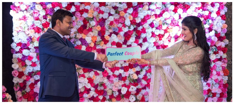 Swapnil & Mahek Lucknow : A beautiful interfaith wedding in the city of Nawabs