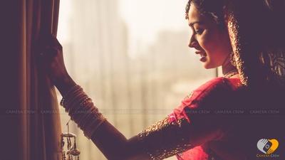 Bridal photoshoot by Camera Crew