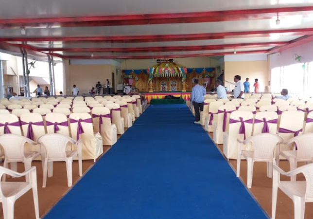 Racha Ram Reddy Gardens Rampally Hyderabad - Wedding Lawn