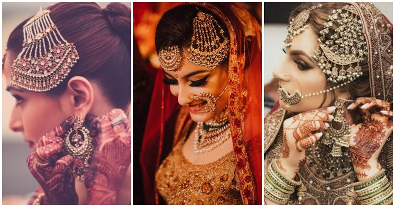 8 Jhoomers and Paasas which are major inspiration for brides-to-be!