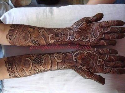 Mehndi For Bride : Top bridal mehndi artists in mumbai for exquisite henna