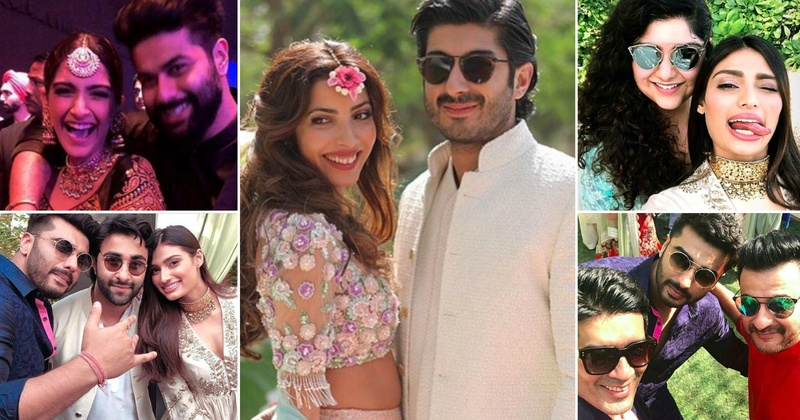 Everything That Went Down At The Star-studded Wedding of Mohit Marwah and Antara Motiwala #antumoh!