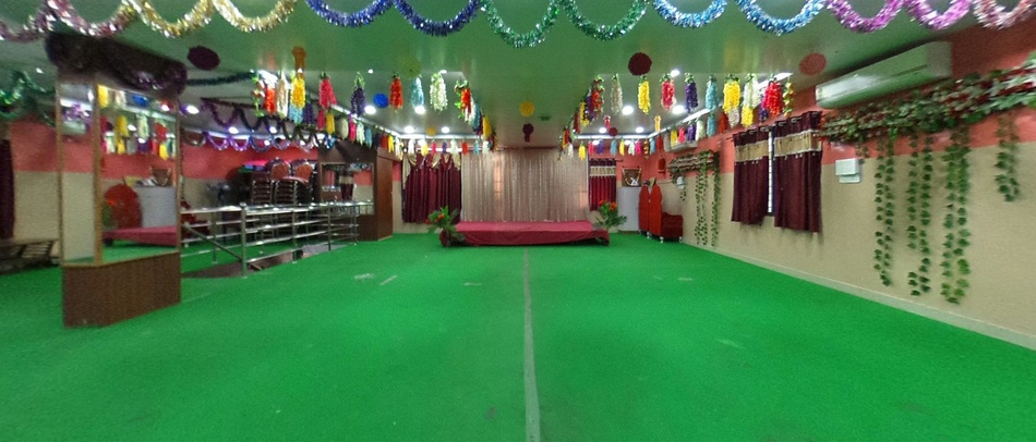 SS Banquet Hall Dilsukhnagar Hyderabad - Banquet Hall