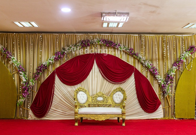 Radhe Krishna Party Hall Kandivali West Mumbai - Banquet Hall
