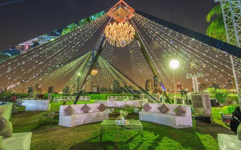 Wedding Lawns in Raipur for a Perfect Open Air Celebration
