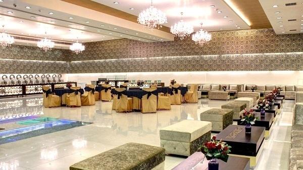 Mosaic Banquet, Wazirpur, Delhi
