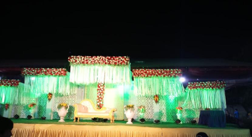 Sama Bhoopal Reddy Gardens Rajendra Nagar Hyderabad - Wedding Lawn