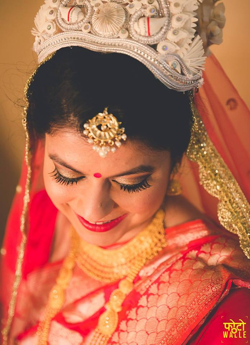 5 bridal makeup artists in kolkata who can make you look