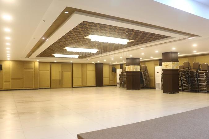 Tree Inn Jubilee Jubilee Hills Hyderabad - Banquet Hall