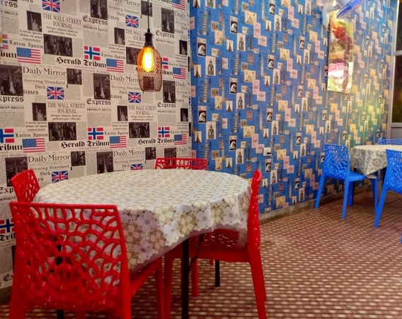 The Degchi Restaurant Sarfarazganj Lucknow - Banquet Hall