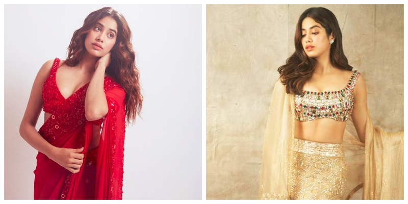 #BirthdaySpecial: 7 Times Janhvi Kapoor Gave us Bridesmaid Outfit Inspiration!