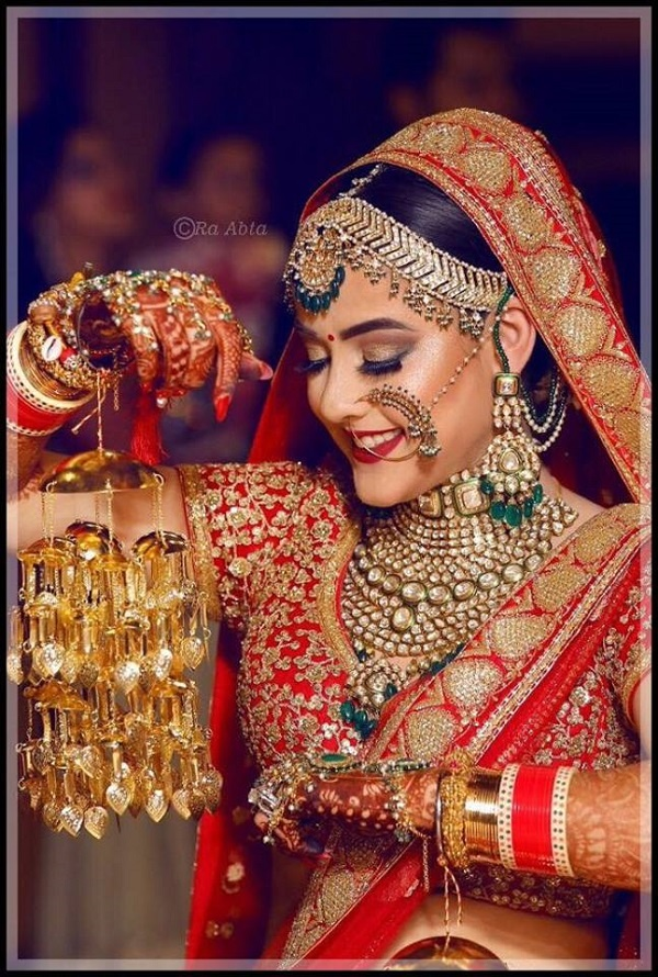 db872fef5e0f 7 Jewellery Designers That Have Amazing Bridal Jewellery For Indian ...