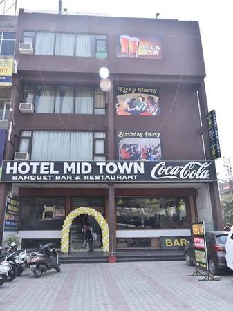 Hotel Midtown Sharifpura Amritsar - Banquet Hall