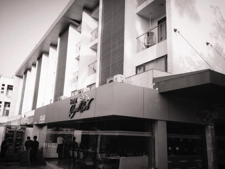 Oyo Townhouse 016 International Airport Hotel Royal Park
