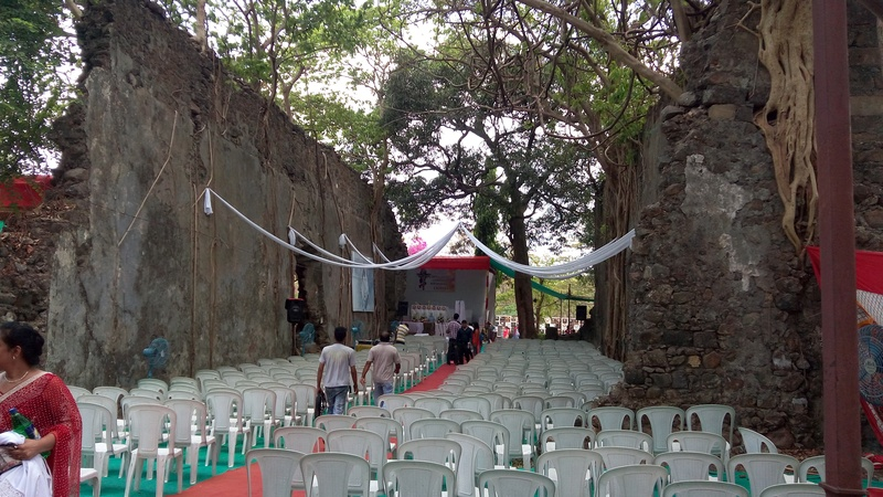 Holy Trinity Church Powai Mumbai - Wedding Lawn