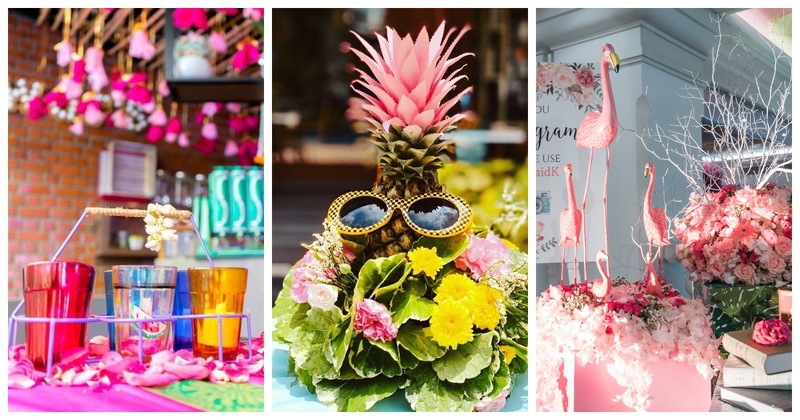 Trending Quirky Elements for your Wedding Decor