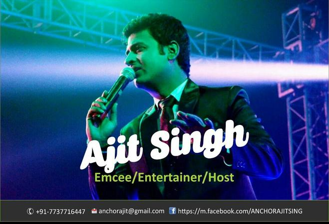 Anchor Ajit | Jaipur | Anchor Mc