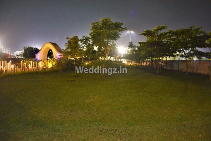 Japanese Forest Newtown Kolkata - Wedding Lawn