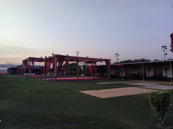 Maple Garden Sikri Faridabad - Banquet Hall