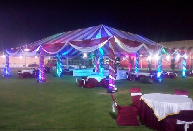 Dream Land Vatika Faridabad Delhi - Wedding Lawn