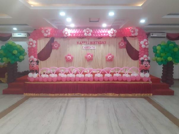 Jothi Renuga Marriage Mahal Redhills Chennai - Banquet Hall