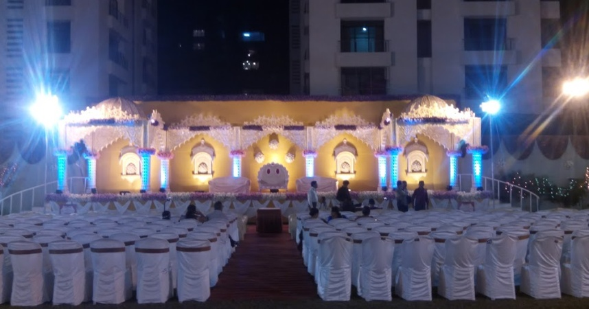 Raghuramji Party Plot Athwa Surat - Wedding Lawn