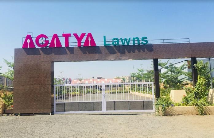 Agatya Lawns Lohegaon Pune - Banquet Hall
