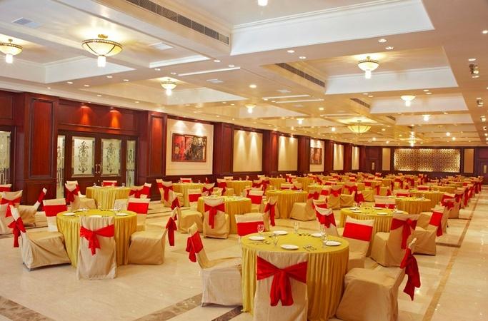 Amargarh Resort DPS Circle Jodhpur - Banquet Hall