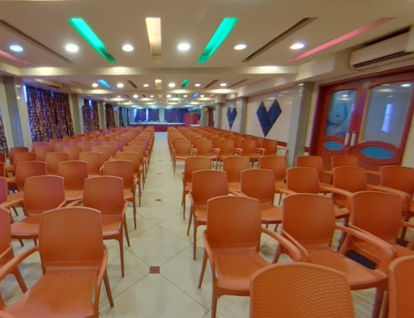 Sangeetha Hotel Koyambedu Chennai - Banquet Hall