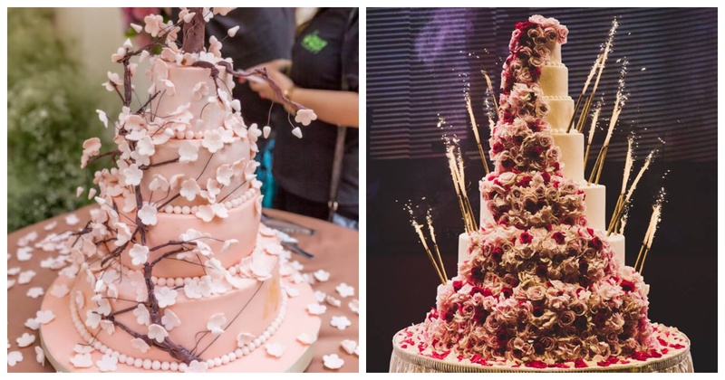 20 Wedding Cake trends to check out for the upcoming Wedding Season!