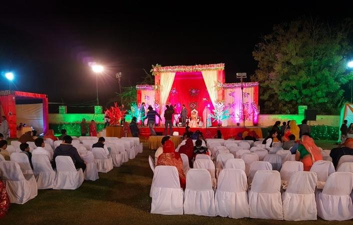 PS Garden Rawat Nagar Jodhpur - Wedding Lawn