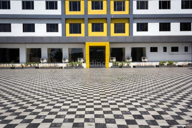 Krushnai Water Park and Resorts Sinhagad Road Pune - Banquet Hall