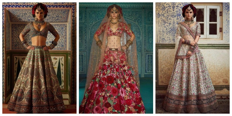 Sabyasachi's new drool worthy wedding collection is the answer to all your wedding outfit & jewellery questions!