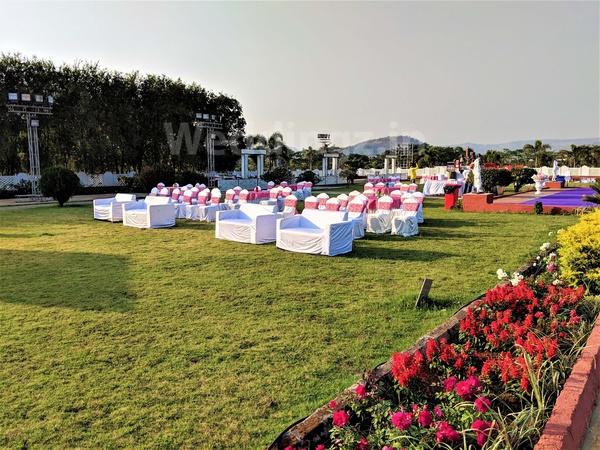 Shakuntal Lawns (Bhonde Lawns) Lonavala Lonavala - Wedding Lawn