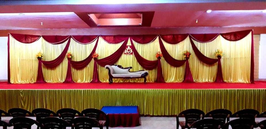 Sree Srinivasa Sesha Mahal Villivakkam Chennai - Mantapa / Convention Hall