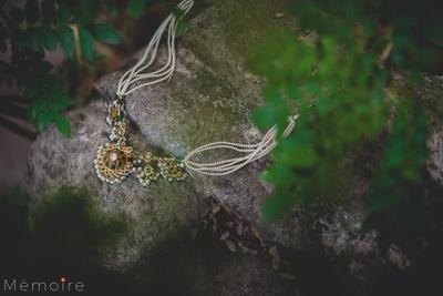Classic jewellery shot