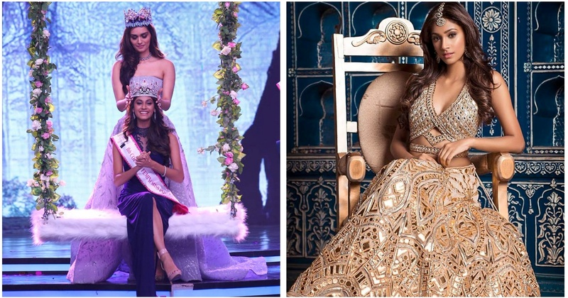 Who is Anukreethy Vas, the 19 year old who won Miss India 2018?