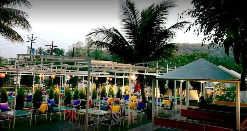 Hotel Viva Inn Bavdhan Pune - Banquet Hall