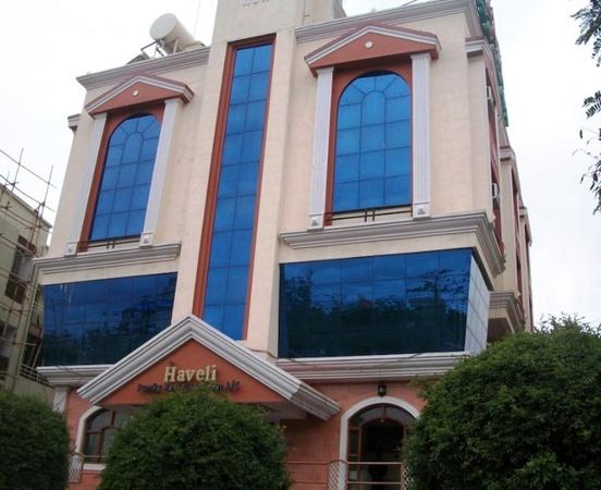 Hotel Haveli Bhosari Pune - Banquet Hall