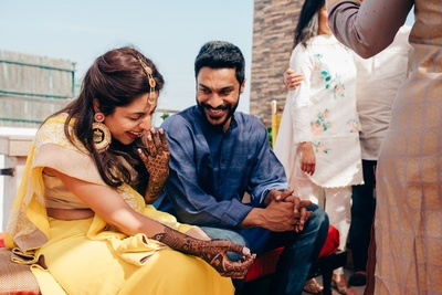 Candid photography captured by The Wedding Conteurs