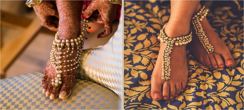 9 Payals for Brides Who Love Happy Feet