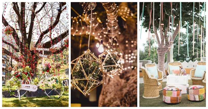 10 Stunning Tree Decor Ideas for your Wedding Venue