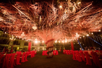 Amazing wedding decor