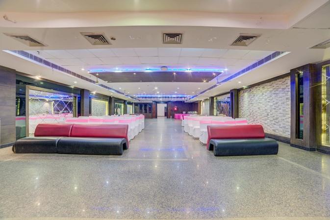 Hotel Deviram Palace Agra Cantt Agra - Banquet Hall