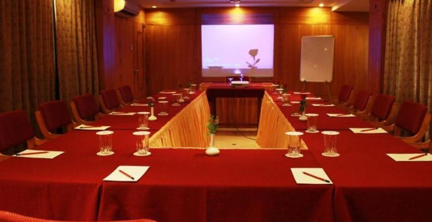 The Samrat Hotel Agarkar Nagar Pune - Banquet Hall