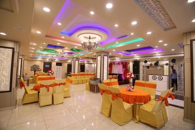 RP's Standard Punjabi Khana Banquet, Faridabad, Delhi