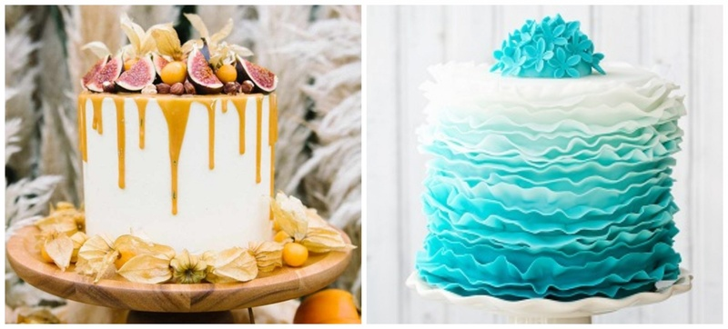 7 Small Cake Ideas for Intimate Home Weddings