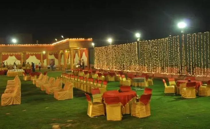 Jashn The Party Lawn Ashok Vihar Phase 3 Gurugram - Wedding Lawn