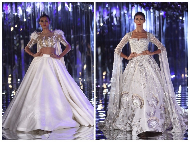 Manish Malhotra\'s New Bridal Collection at ICW 2017 - We Love Alia\'s ...