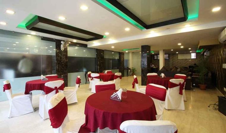 Hotel Lotus Palace Kalkaji Delhi - Banquet Hall